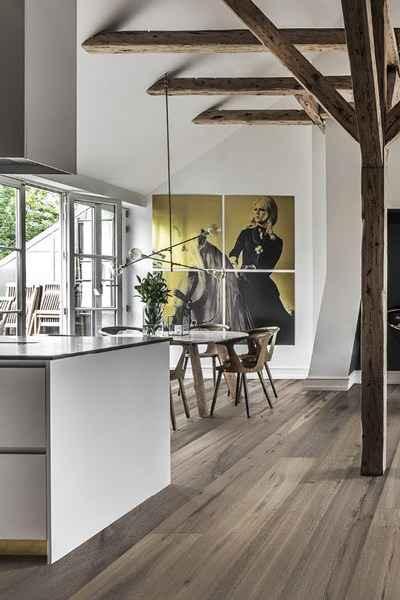 Woodheart wood floor