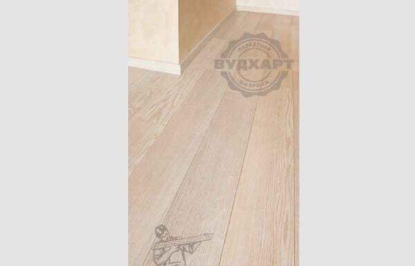 Золоче, Киевская обл Паркетная доска дуб, белое масло, брашировка, фаска, ширина 150 мм, палубный набор.