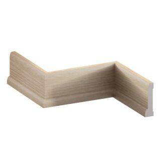 Купить плинтус PLR0027 из дерева, Киев, паркетная фабрика Вудхарт