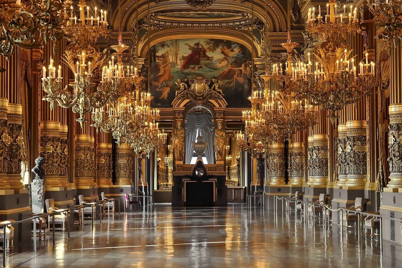 Версаль - укладка пола французской елочкой