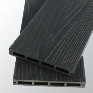 Терасна дошка Lite Premium 3D - Антрацит